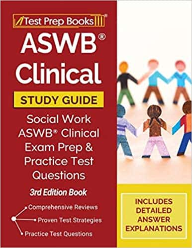 An image of the ASWB Clinical Study Guide