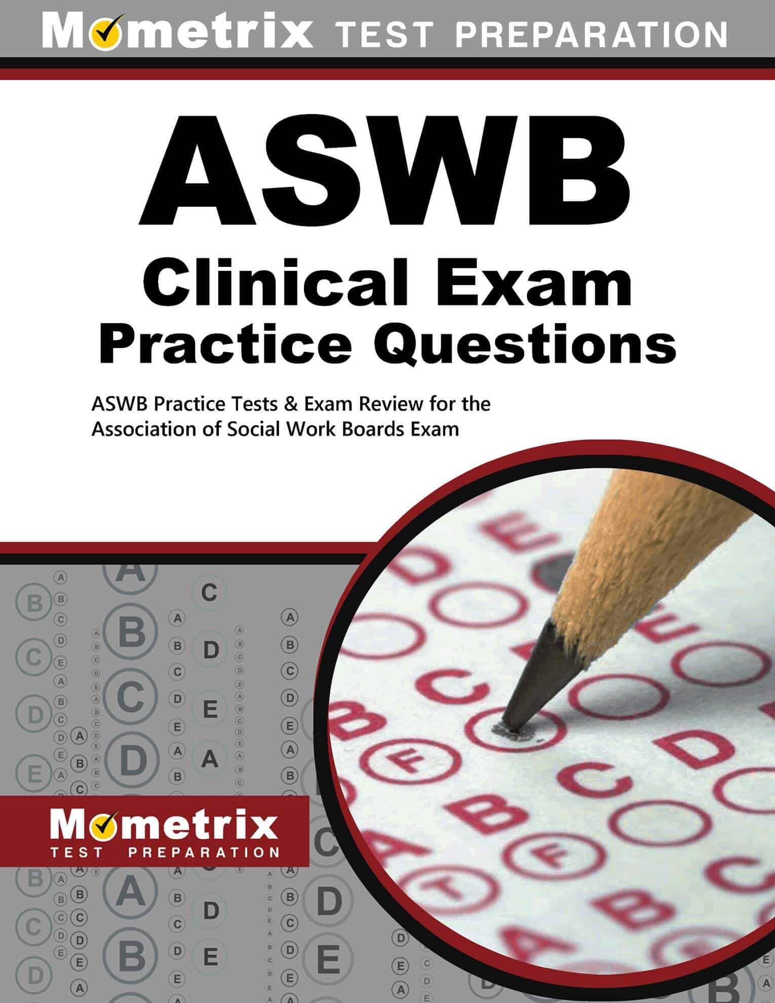 An image of the ASWB Clinical Exam Practice Questions