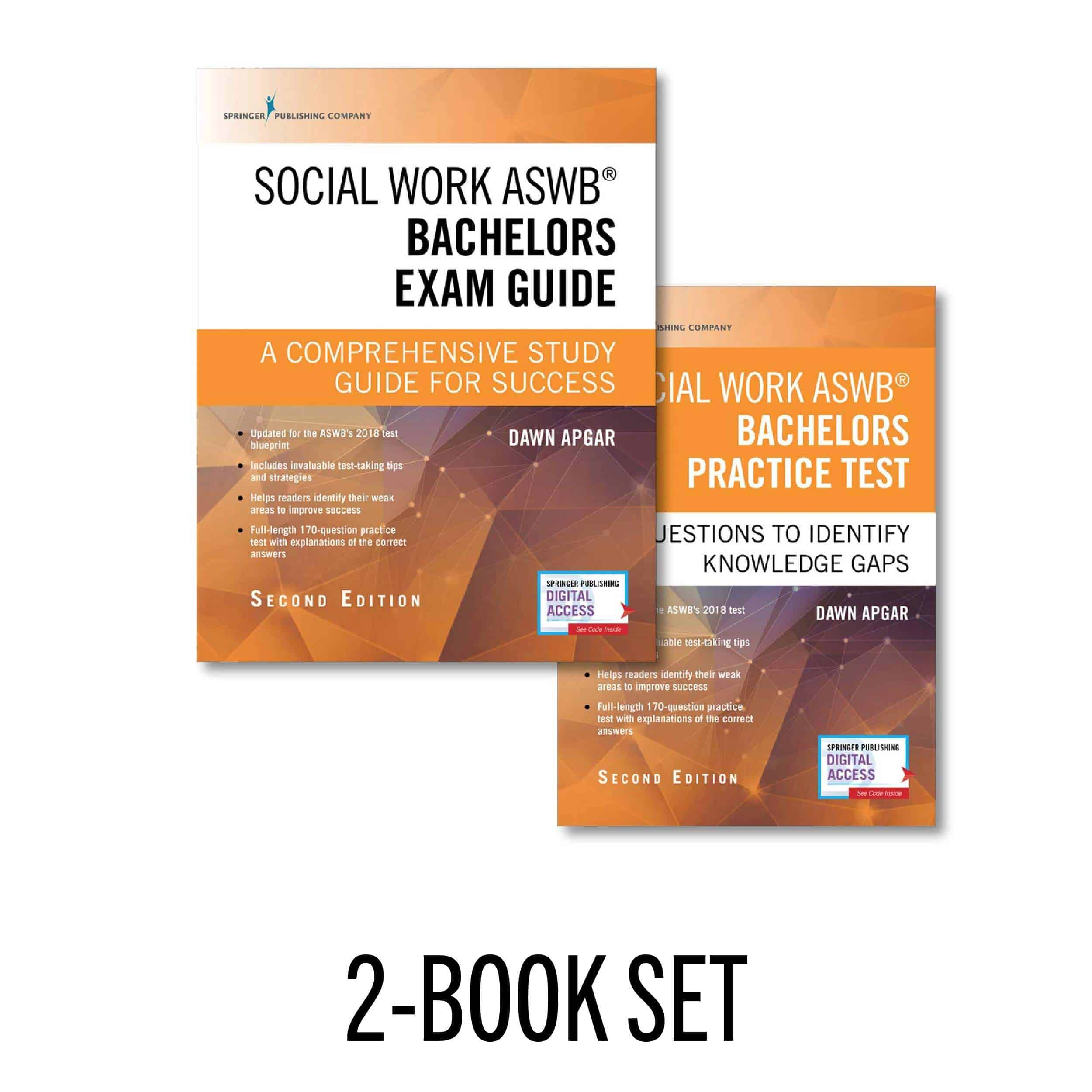 An image of Social Work ASWB Bachelors Exam Guide and Practice Test