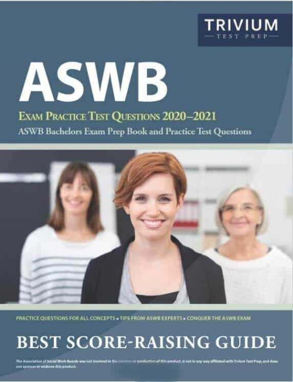 An image of ASWB Exam Practice Test Questions 2020-2021