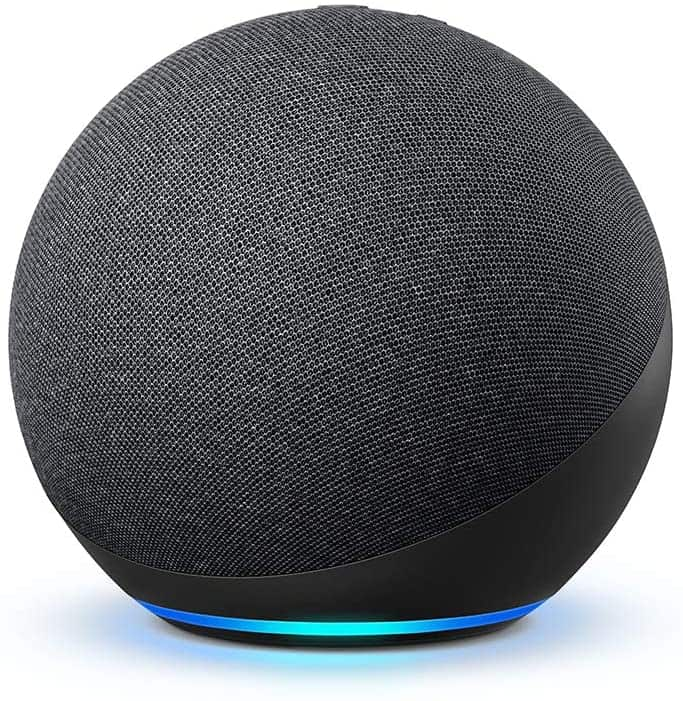 Image of Amazon's All-new Echo (4th Gen)