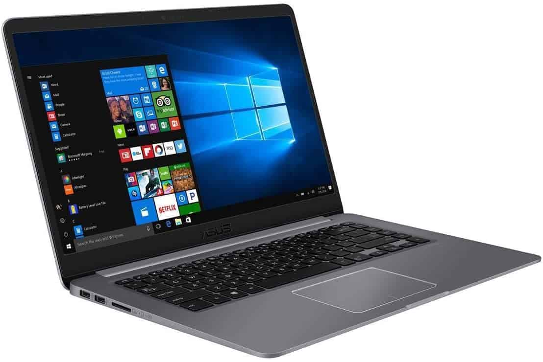 Image of Asus Vivobook recommended as best laptop for medical school